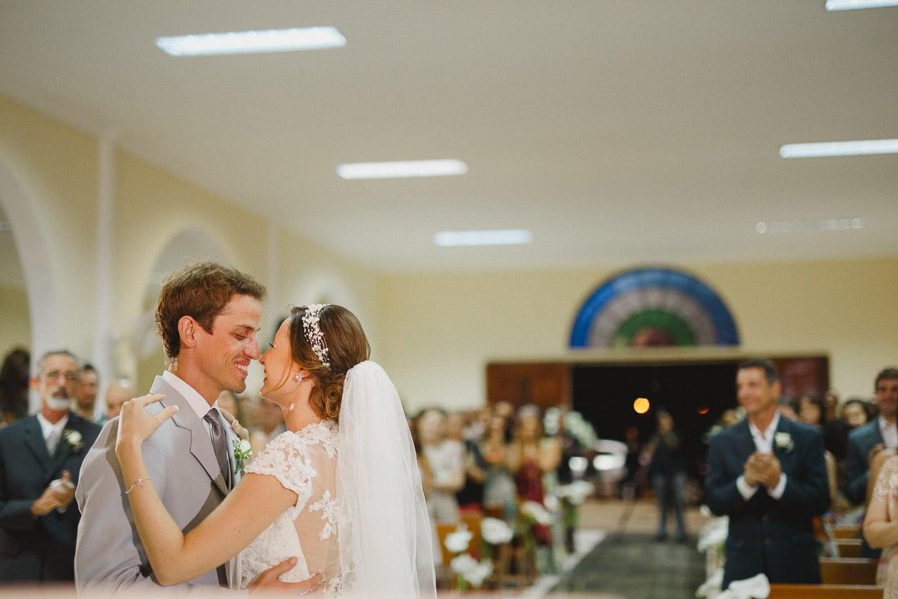 Casamento na Igreja de São Francisco no Porto das Dunas