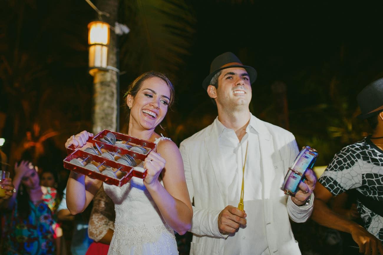 Festa de Casamento na Praia do Cumbuco - Duro Beach