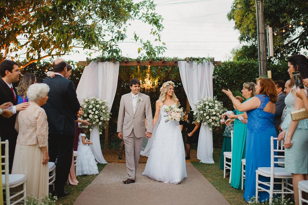 Mini Wedding no Le Jardin por Arthur Rosa