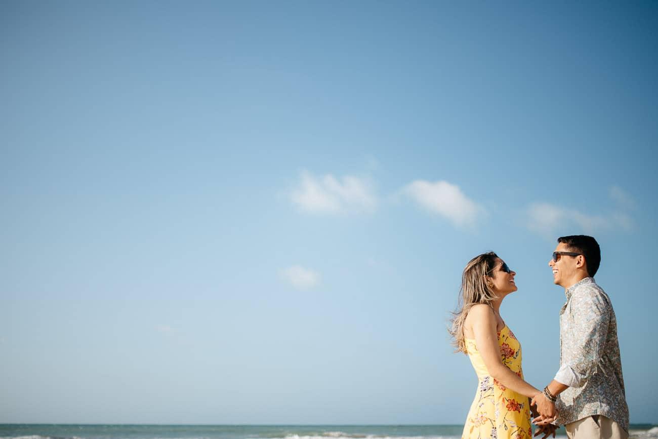 e-session na praia no brasil