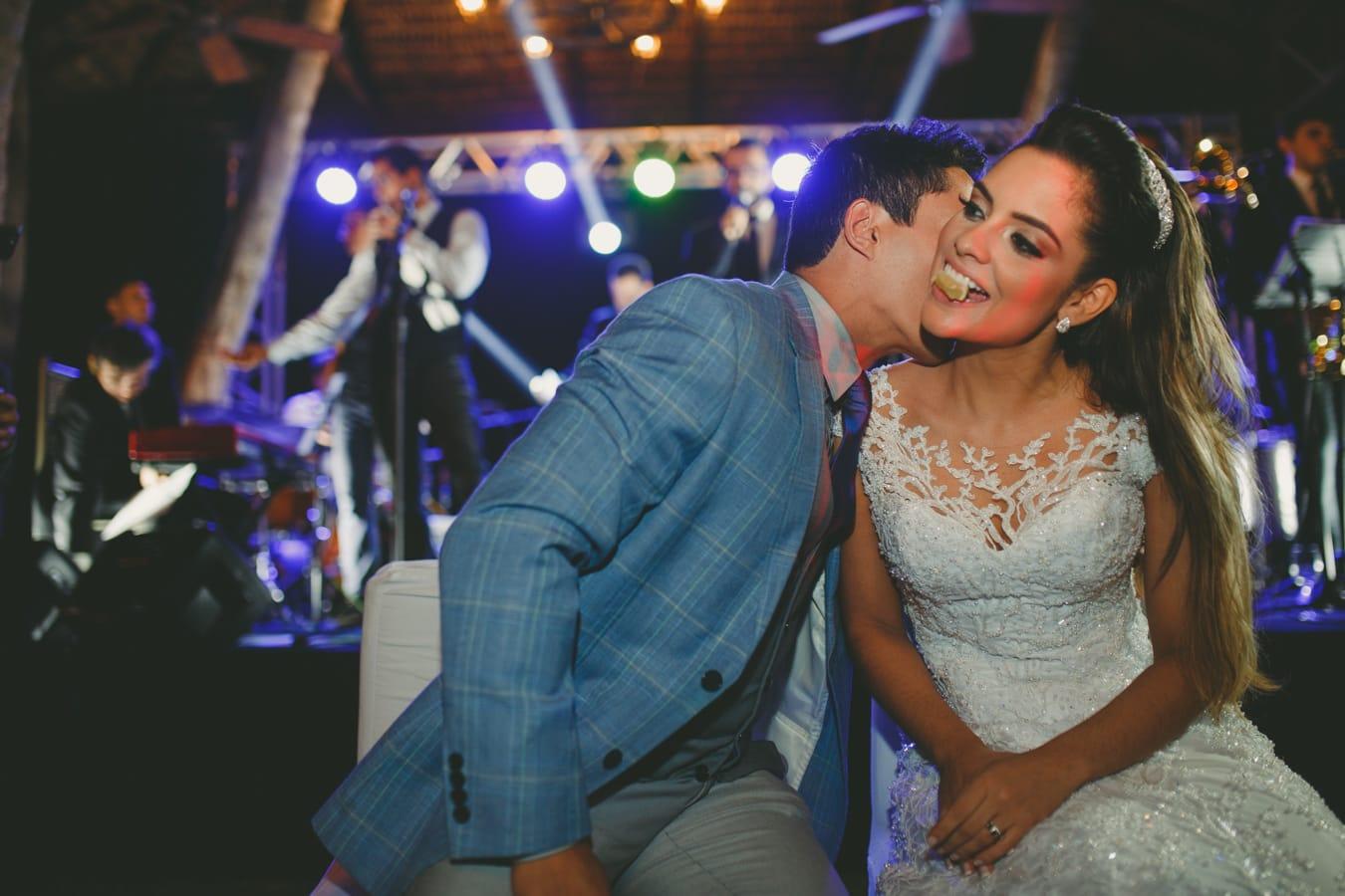 Fotos de Casamento no Iate Clube de Fortaleza