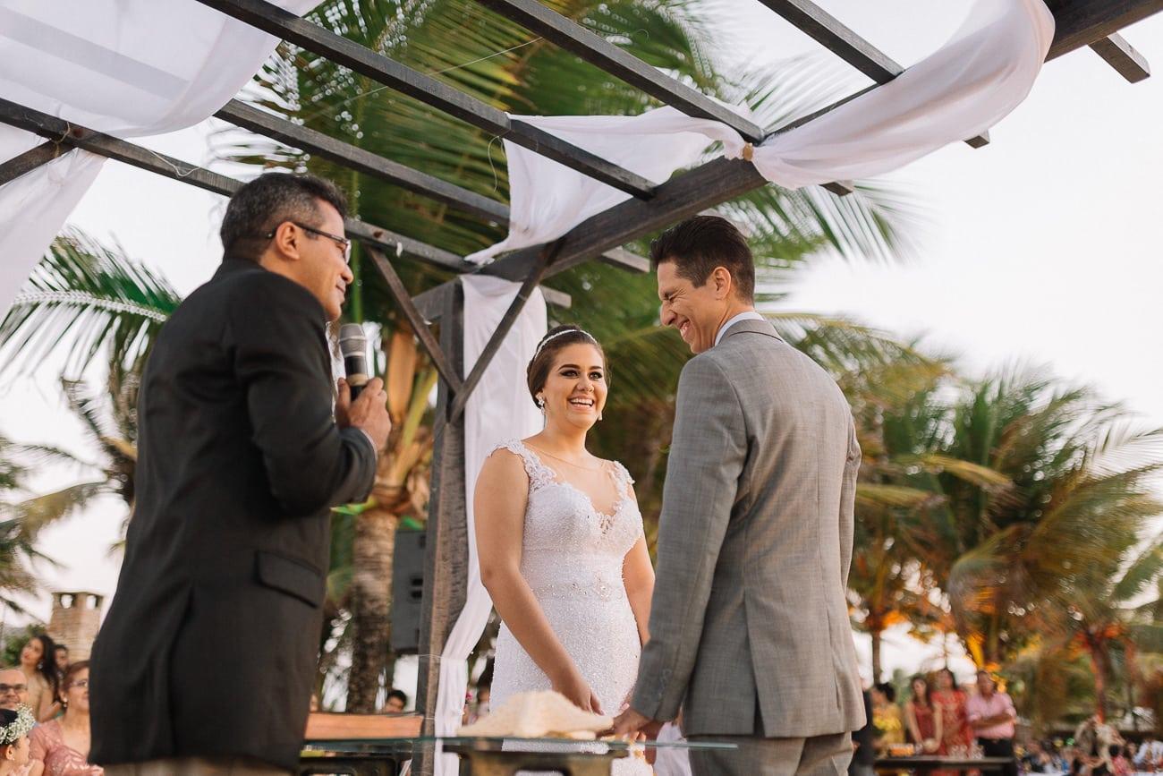 Fotos de Casamento no Solarium Tabuba - Casa do Lycio