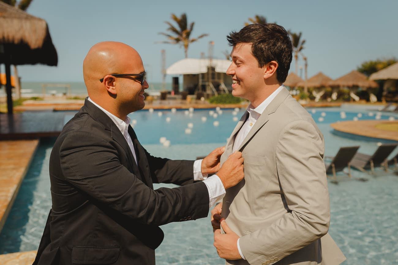casamento zorah beach hotel em guajiru