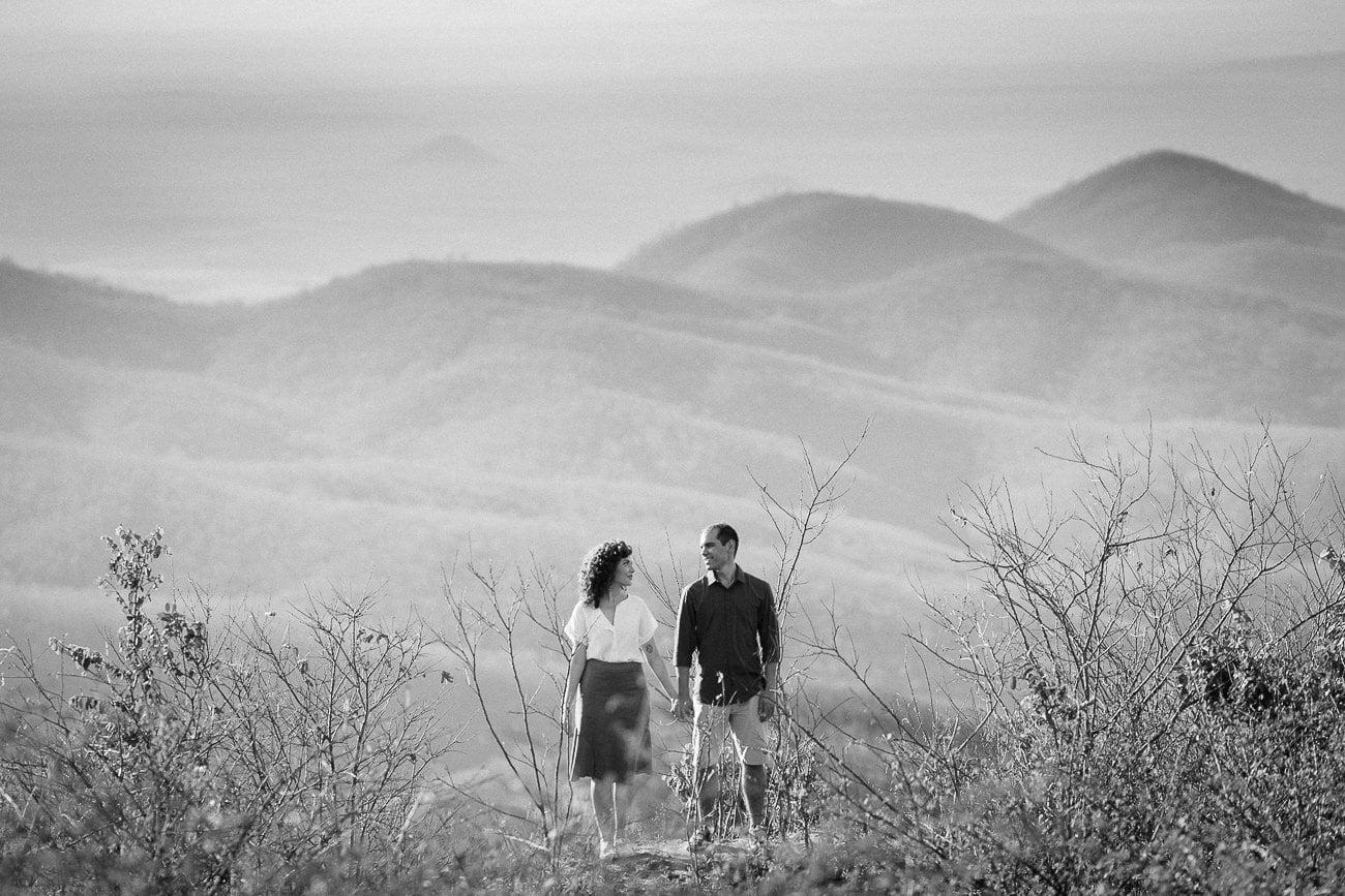 Fotos de Casal na Serra de Aratuba