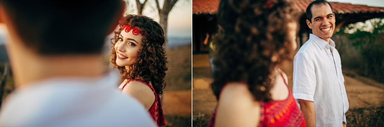 Sessão Pré-casamento - Serra de Aratuba
