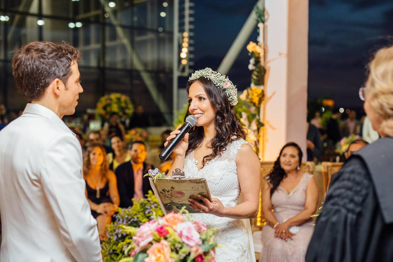 Casamento Celebrado pela Juiza Toia do Cartório do Mucuripe