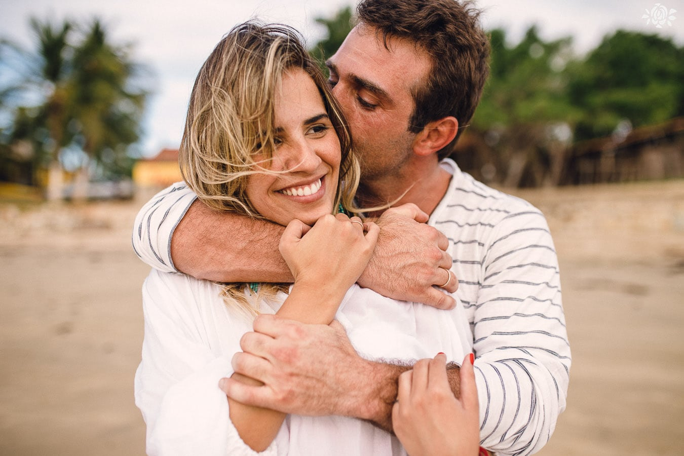 e-session na Praia pelo fotógrafo de Casamentos Arthur Rosa