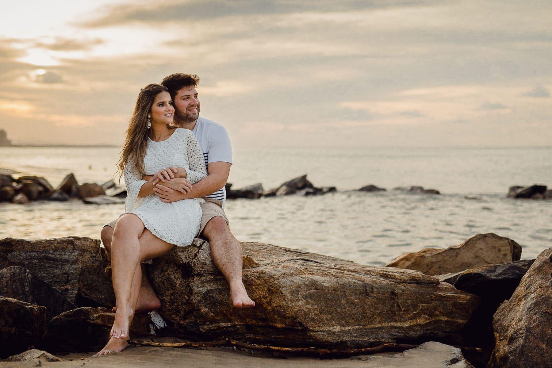 casal beira mar fortaleza
