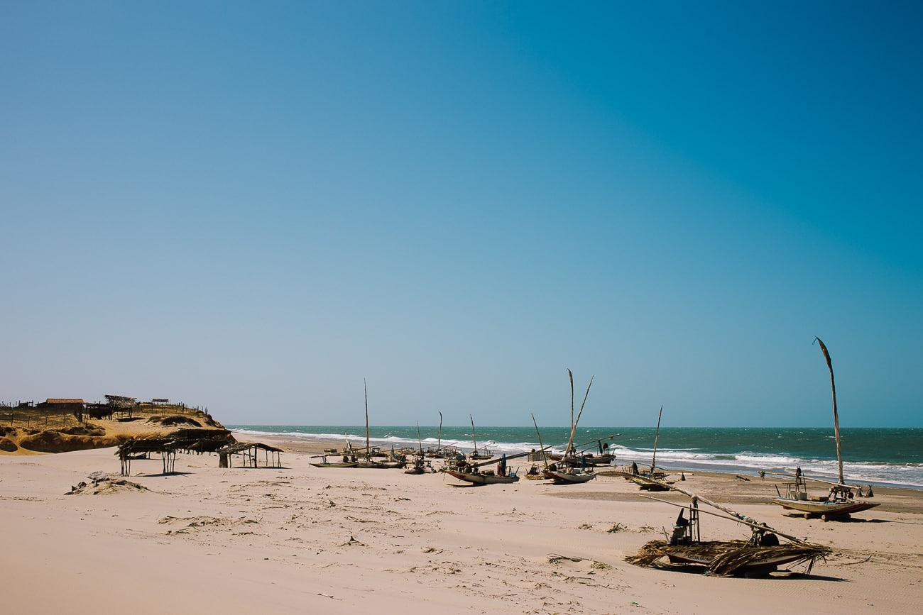 Casamento na Praia no Hotel Vila Selvagem em Fortim-CE