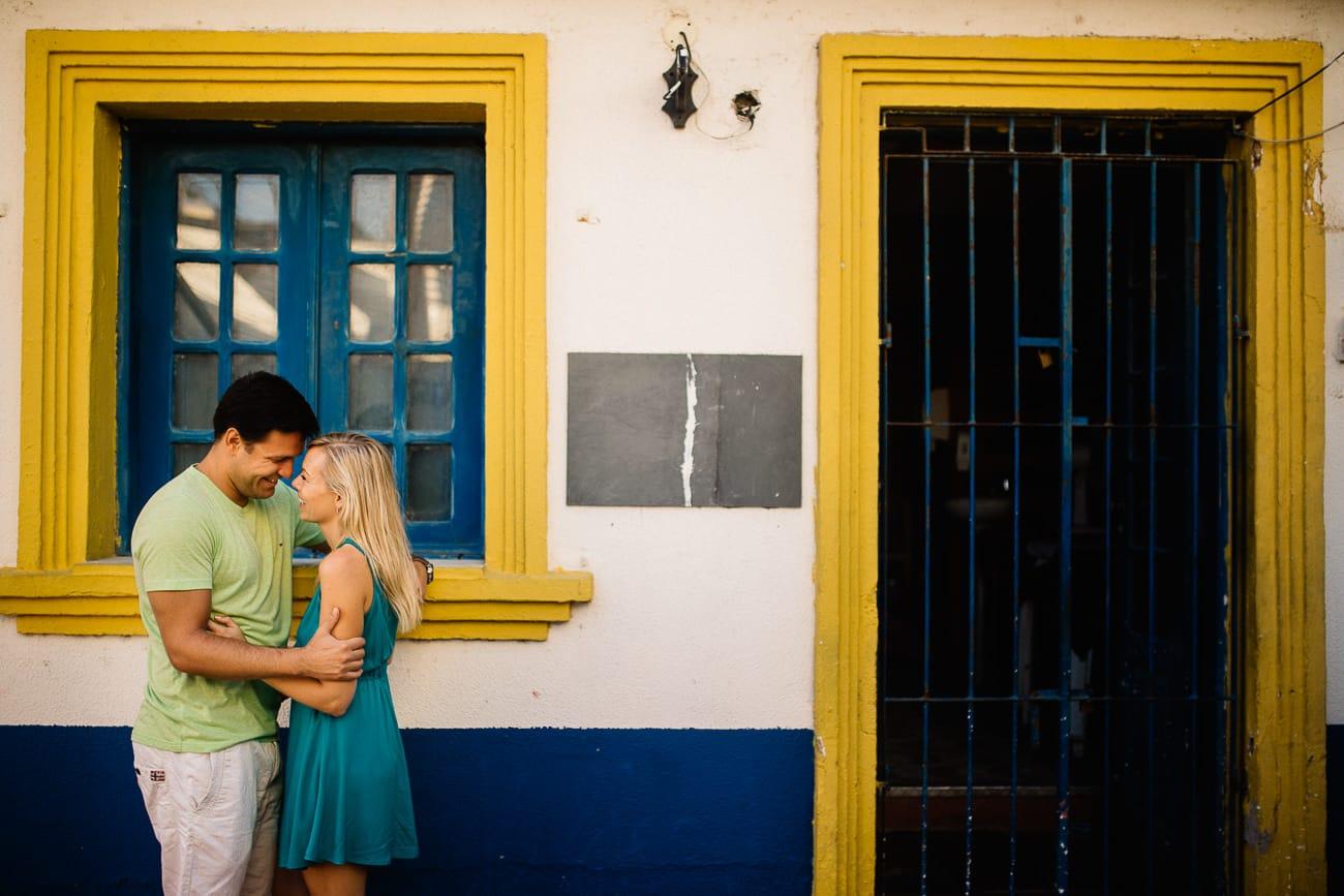 Sessão pré-casamento na Praia de Iracema em Fortaleza-CE