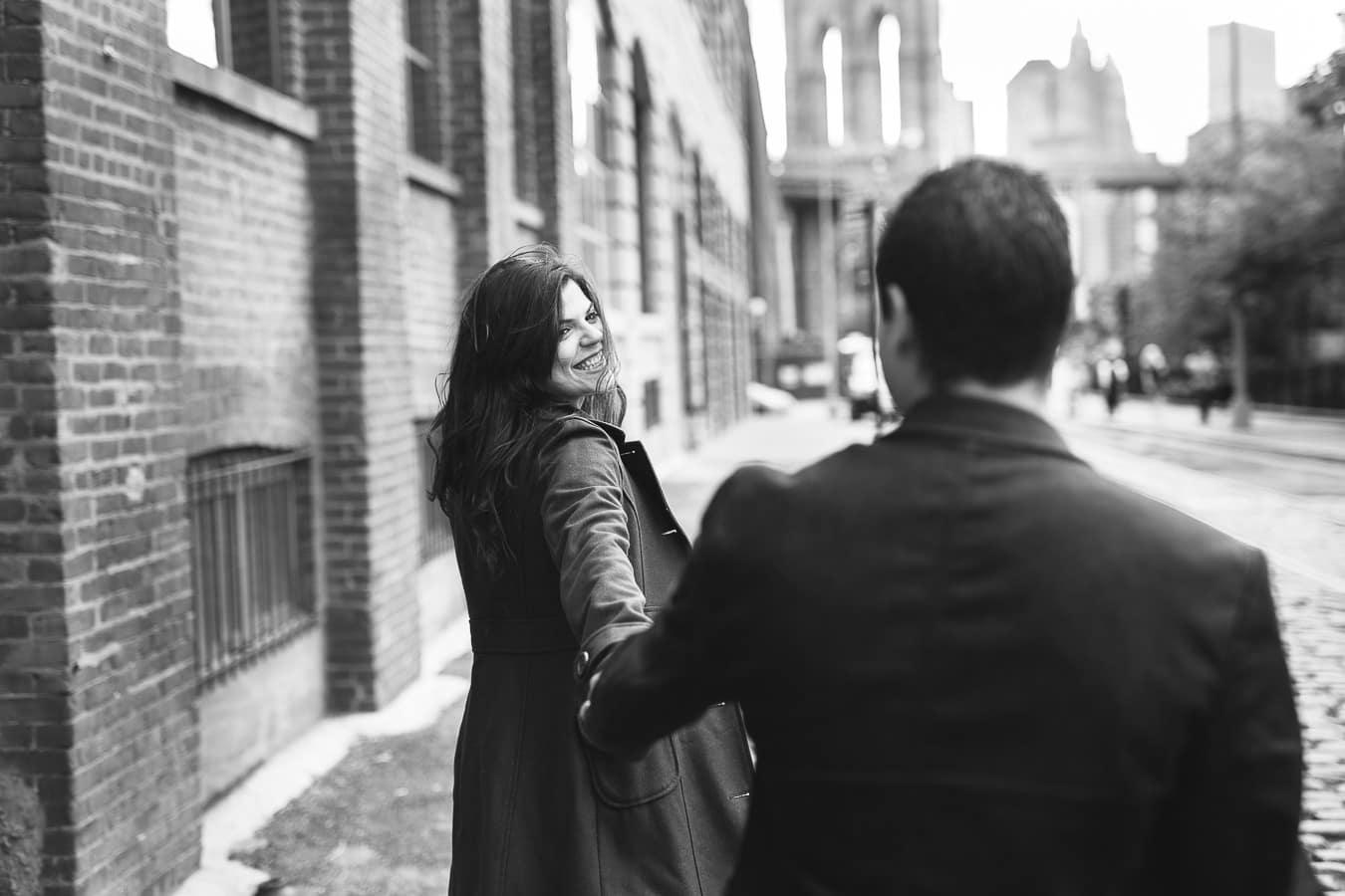 Fotografo Brasileiro em Nova York - Sessão de Casal no Brooklyn