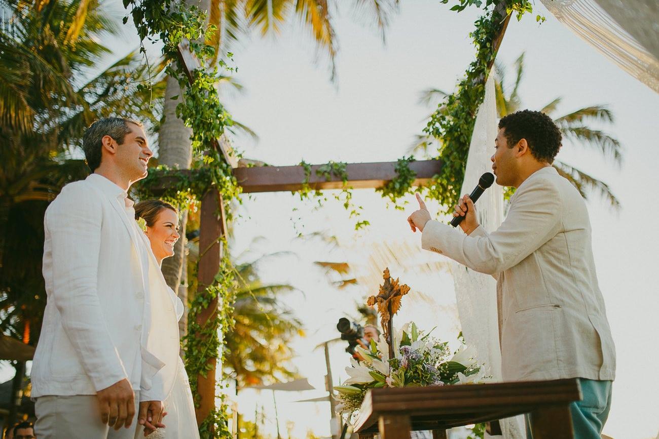 Casamento na Praia do Cumbuco - Duro Beach