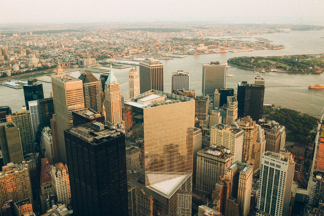 WTC View - World Trade Center View