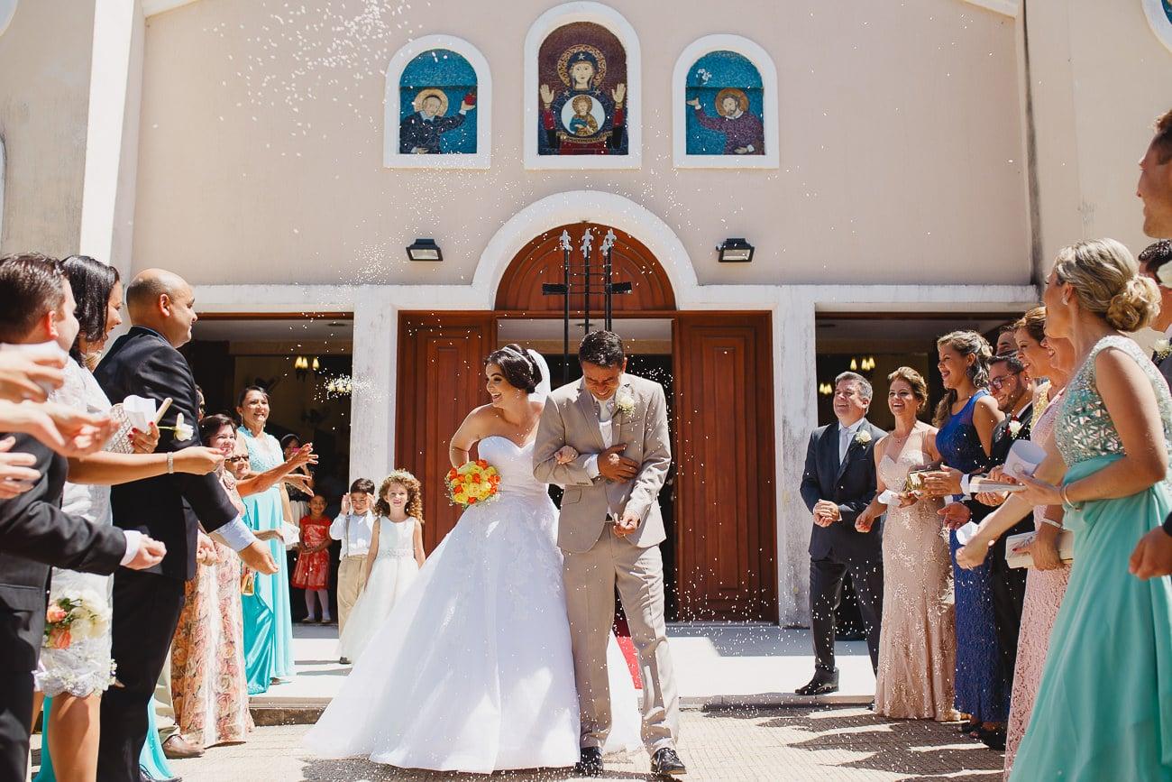 Casamento Igreja de São João Eudes