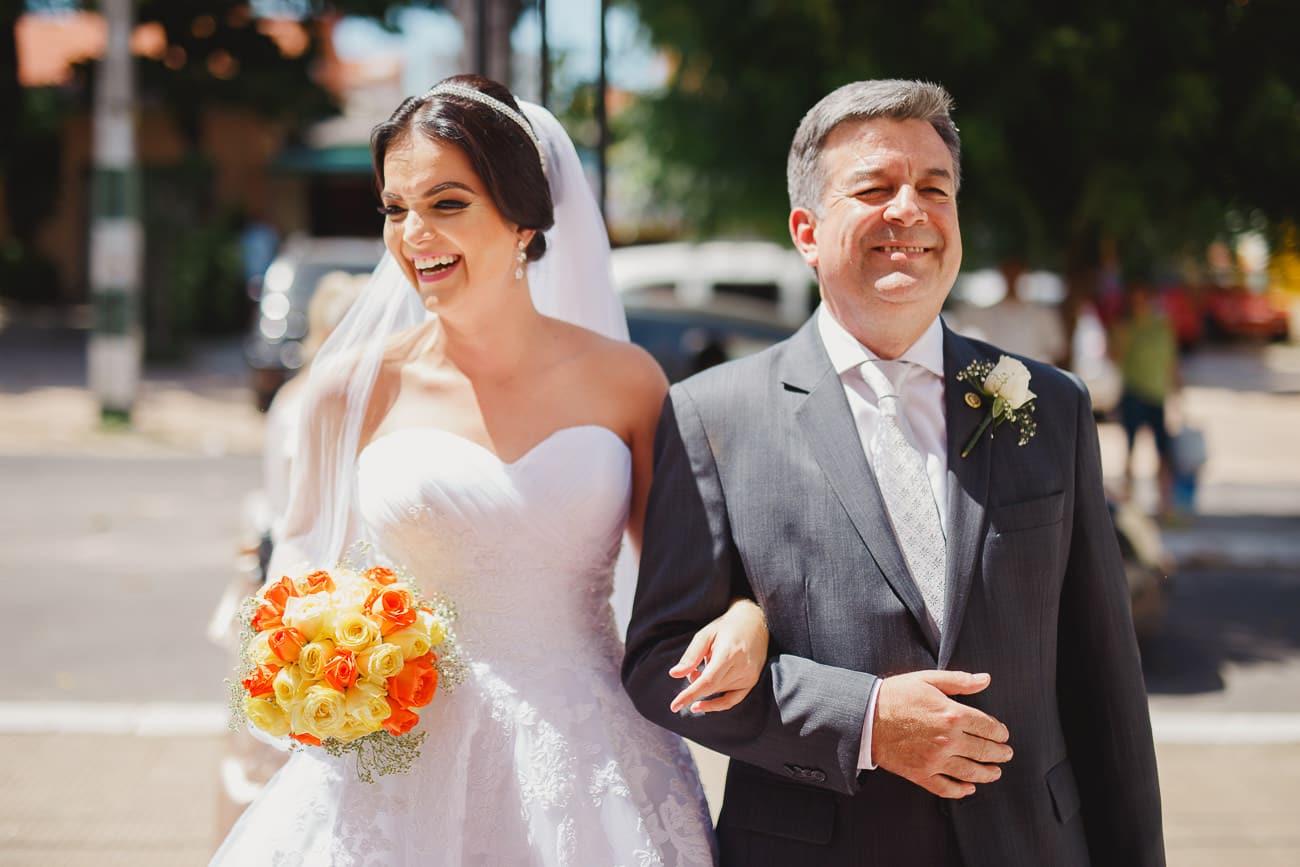 Casamento na Igreja de São João Eudes