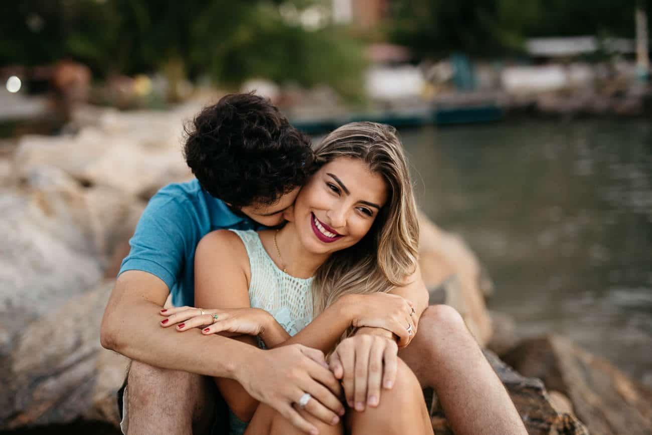 sessão pré-casamento na praia do mucuripe