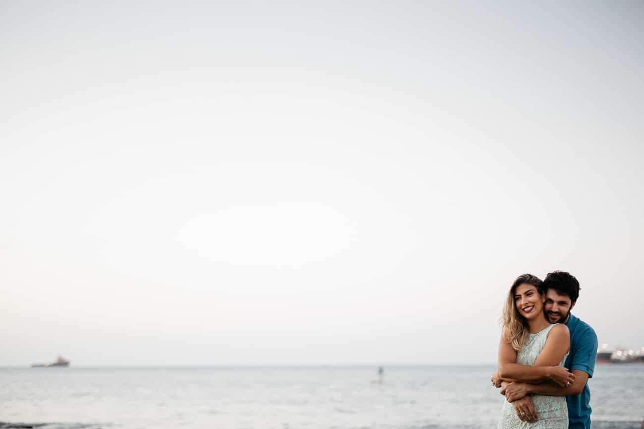 fotos pré-casamento na praia em fortaleza