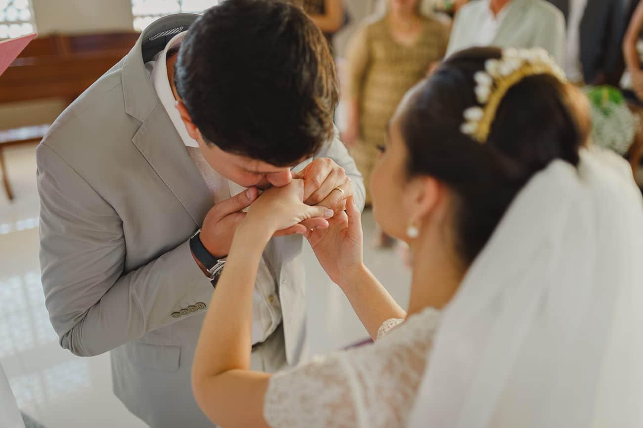 casamento na igreja da praia de flecheiras