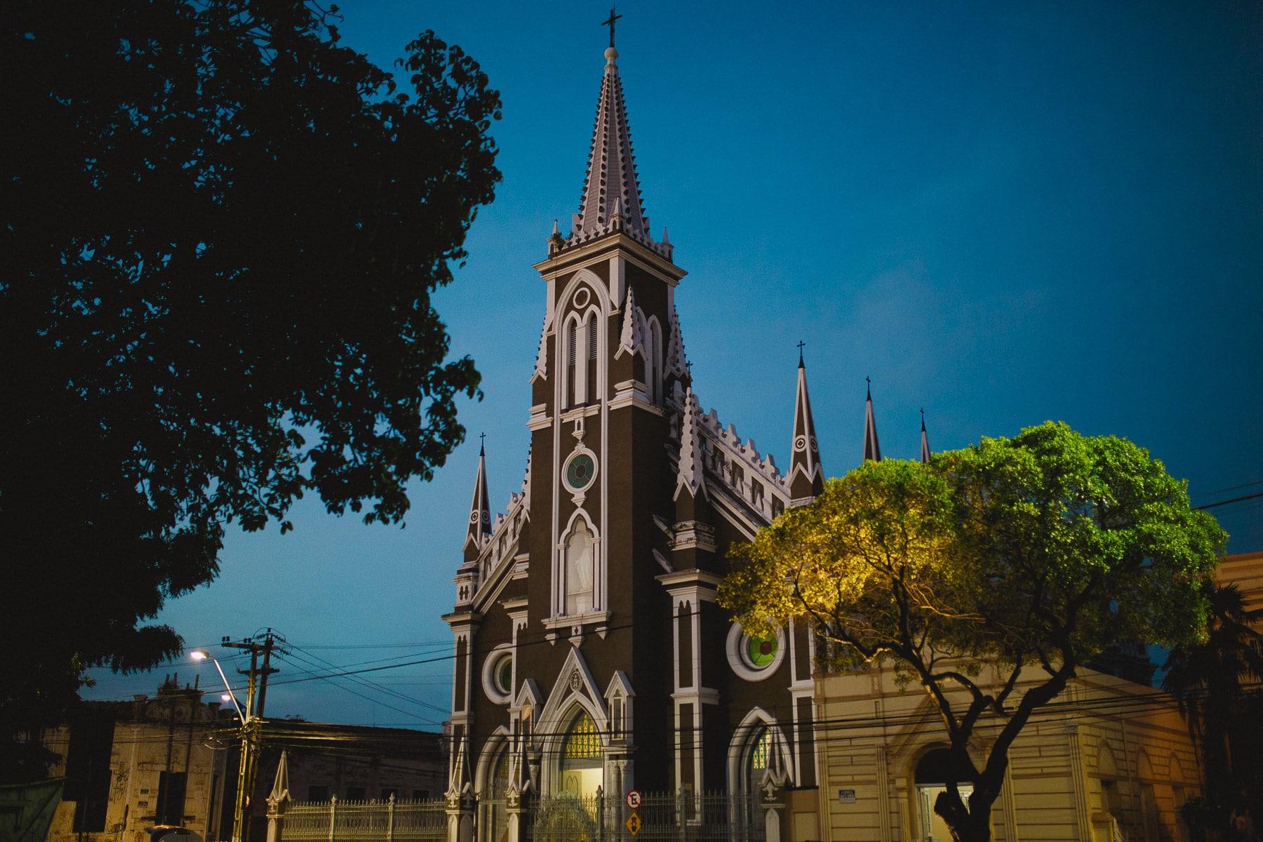 Casamento Igreja do Pequeno Grande