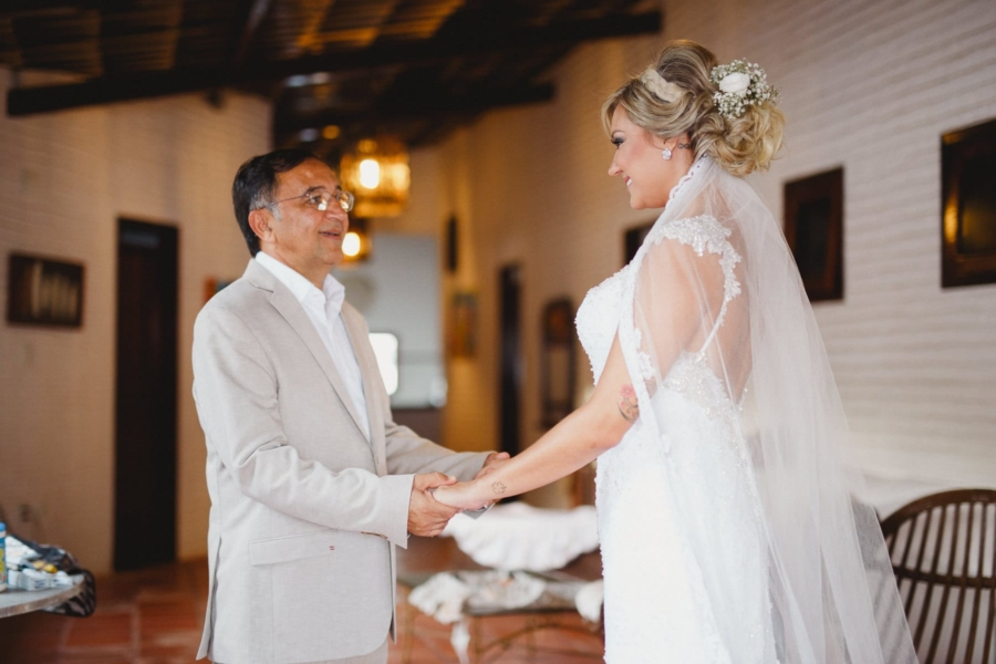 Casamento Vila Soares no Barro Preto