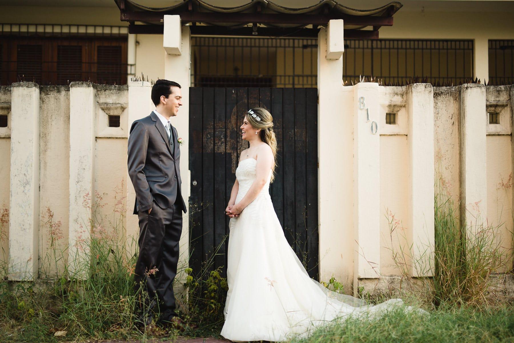 Mini Wedding - Allana & Rafael - Casa de Moá