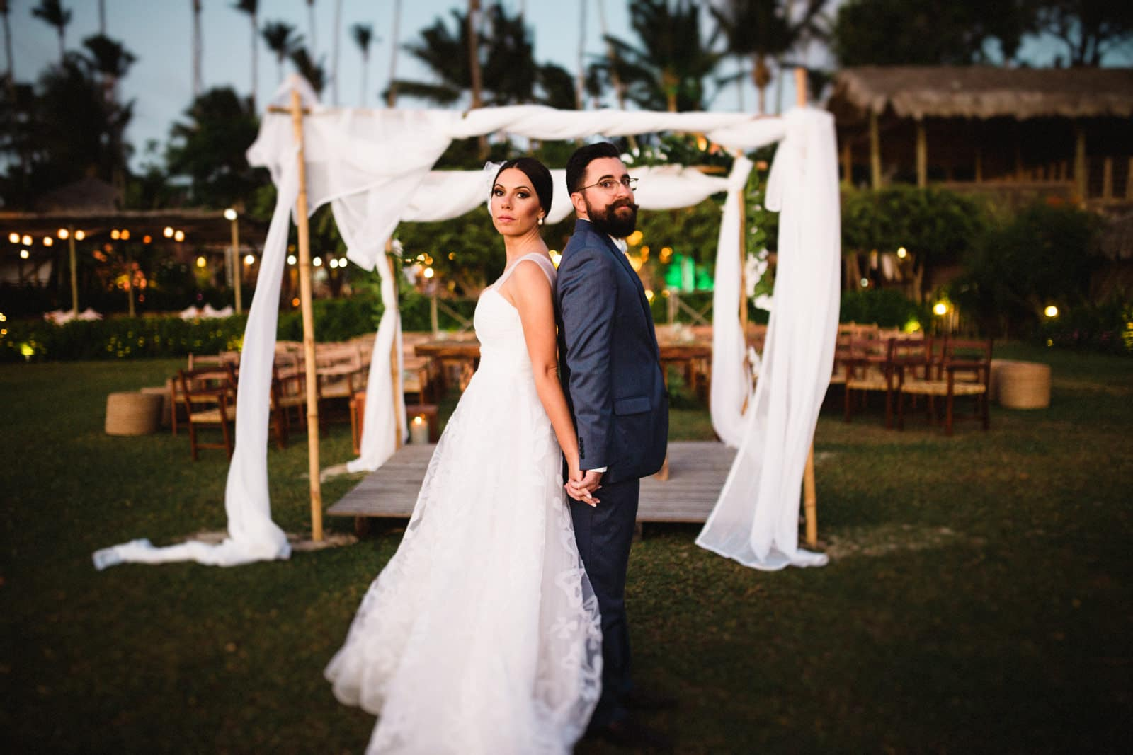 Fotos de Casamento na Praia de Jericoacoara
