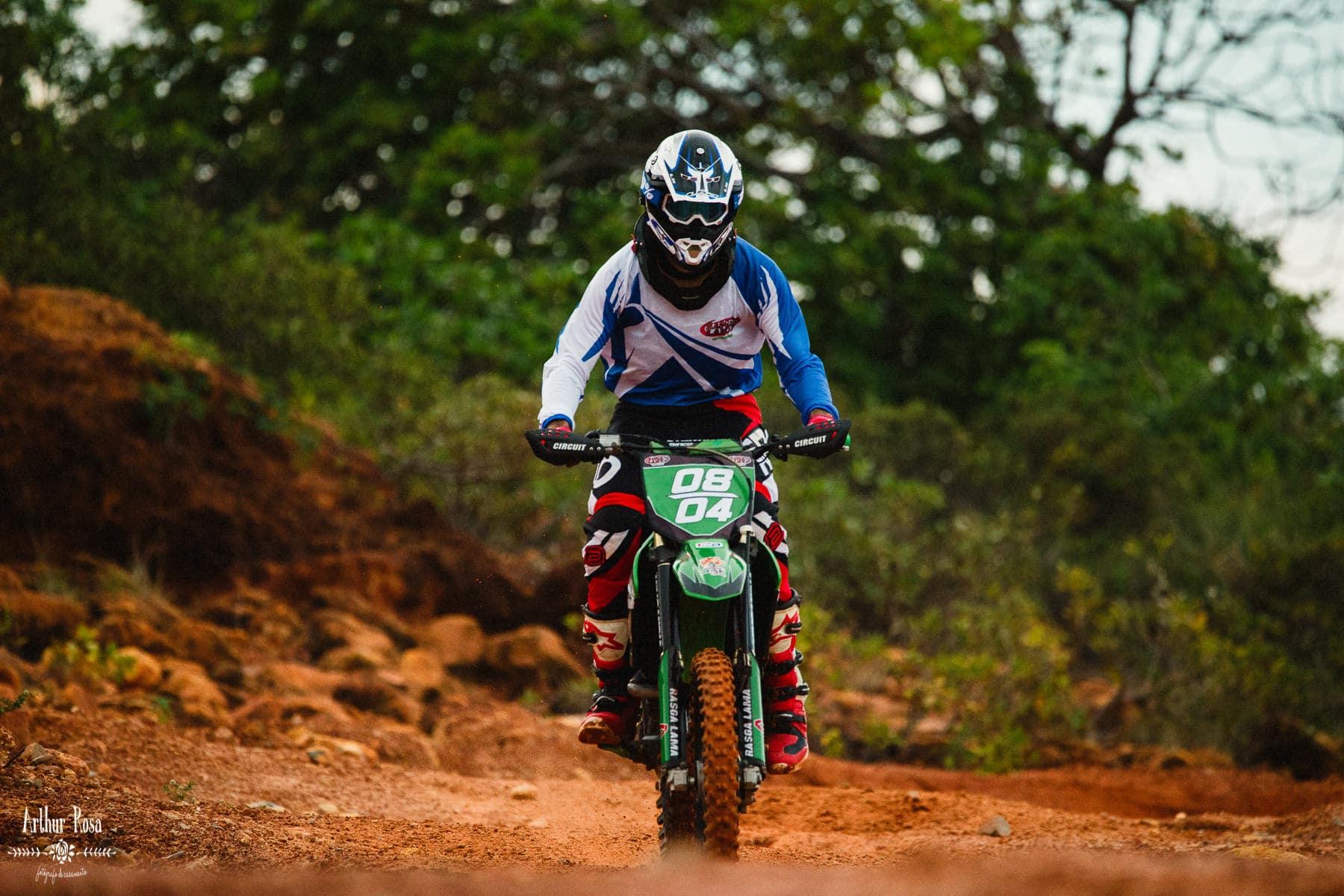 fotos de casal motocross