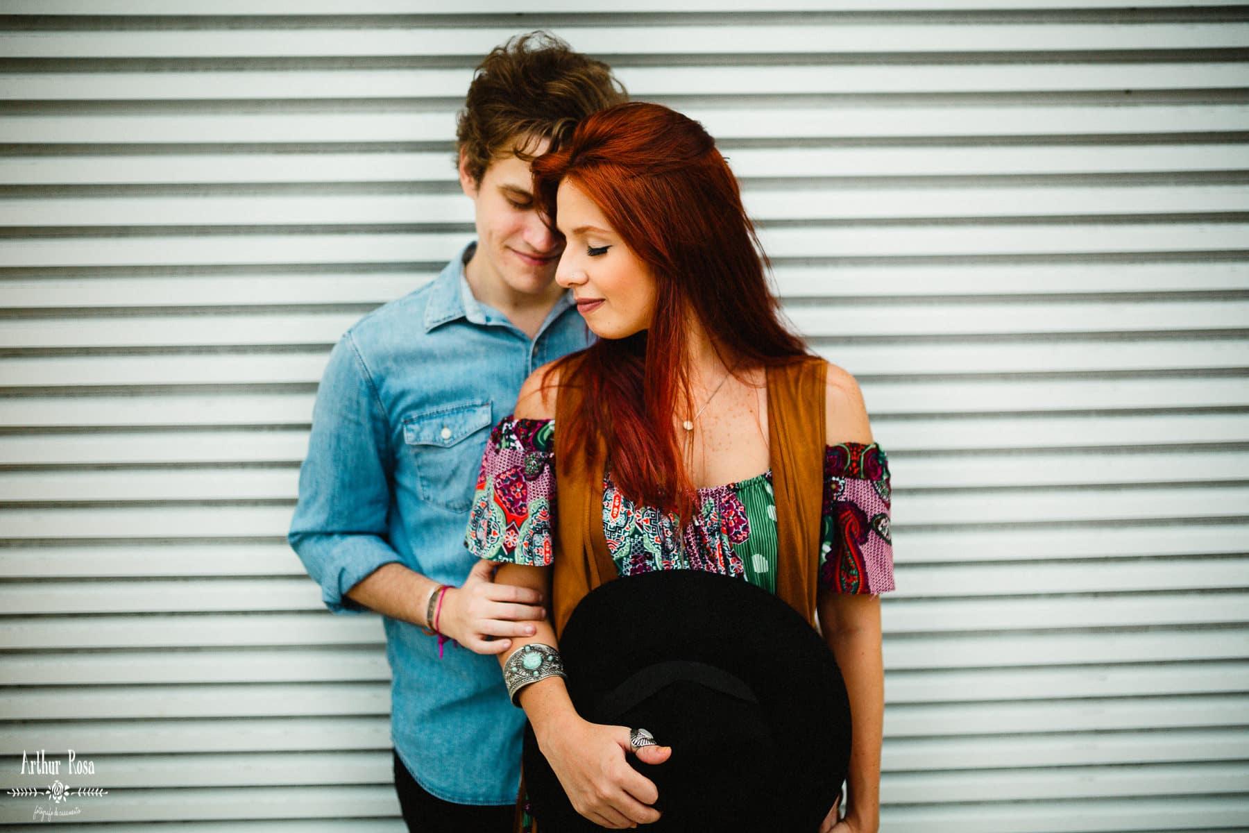fotos de casal descolado