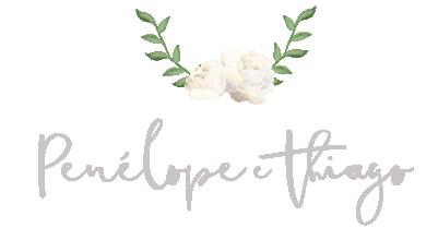 Logo Penelope e Thiago