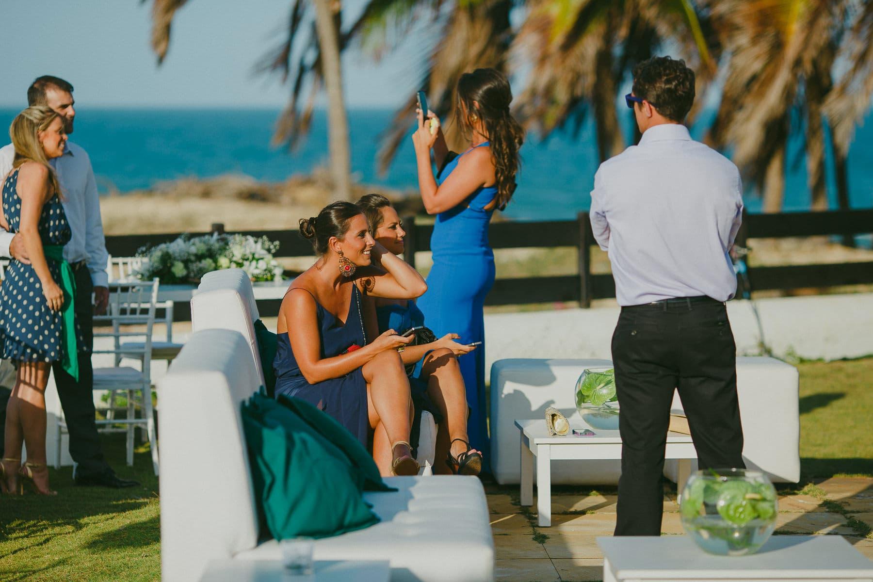 casamento perto do beach park