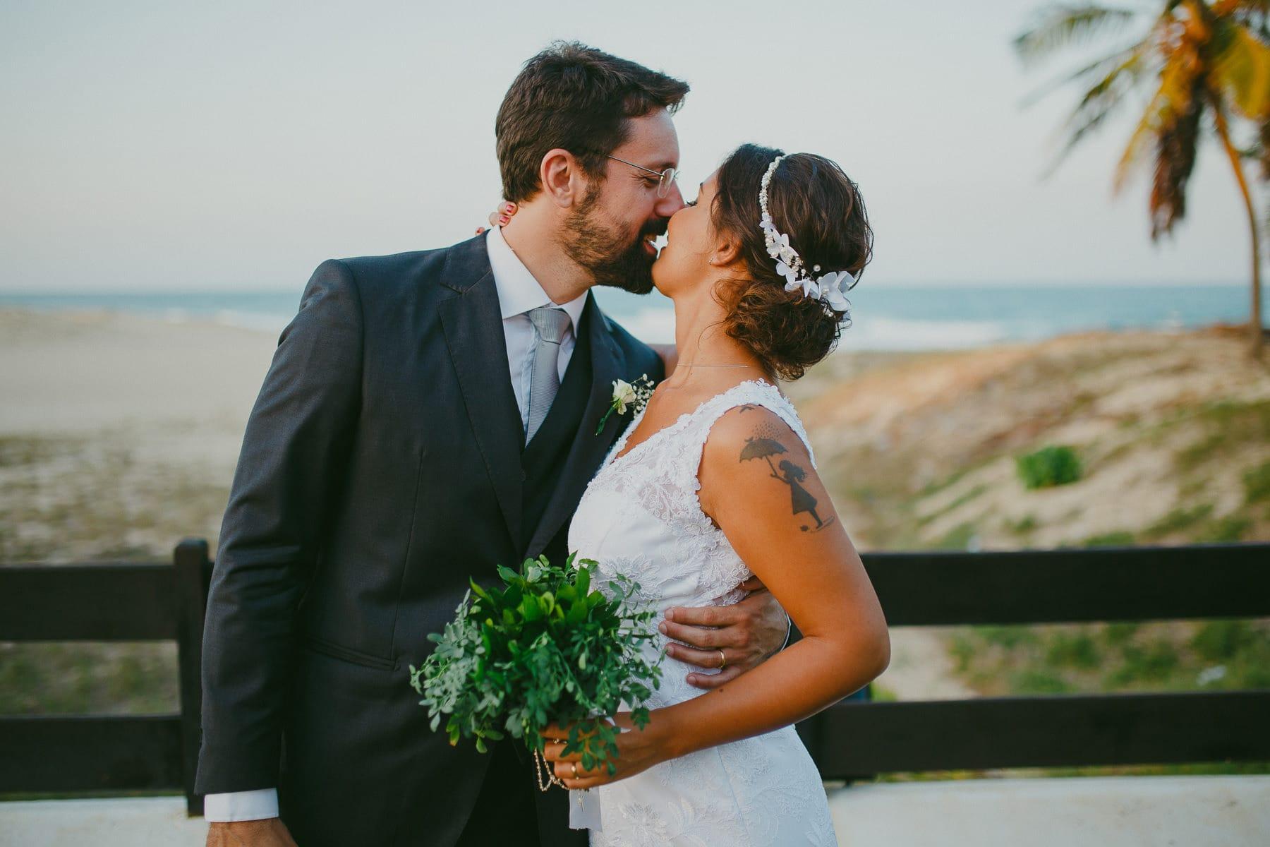 casamento praia do porto das dunas