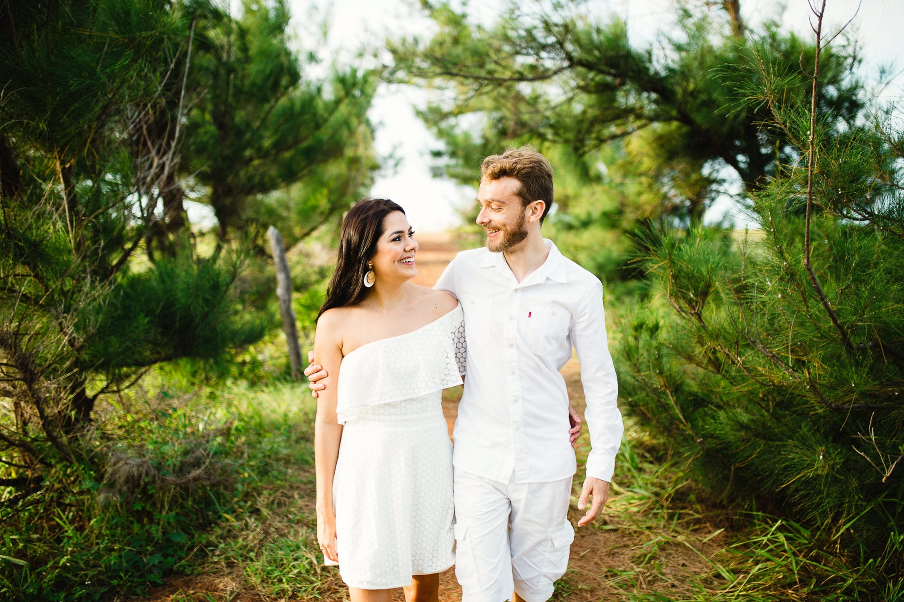 ensaio pré casamento local verde
