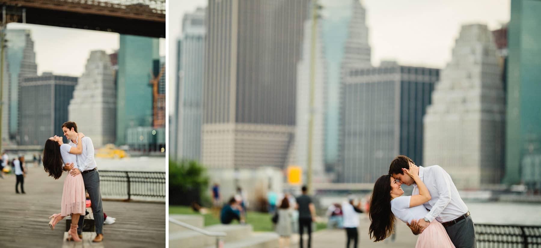 book de fotos em nova york