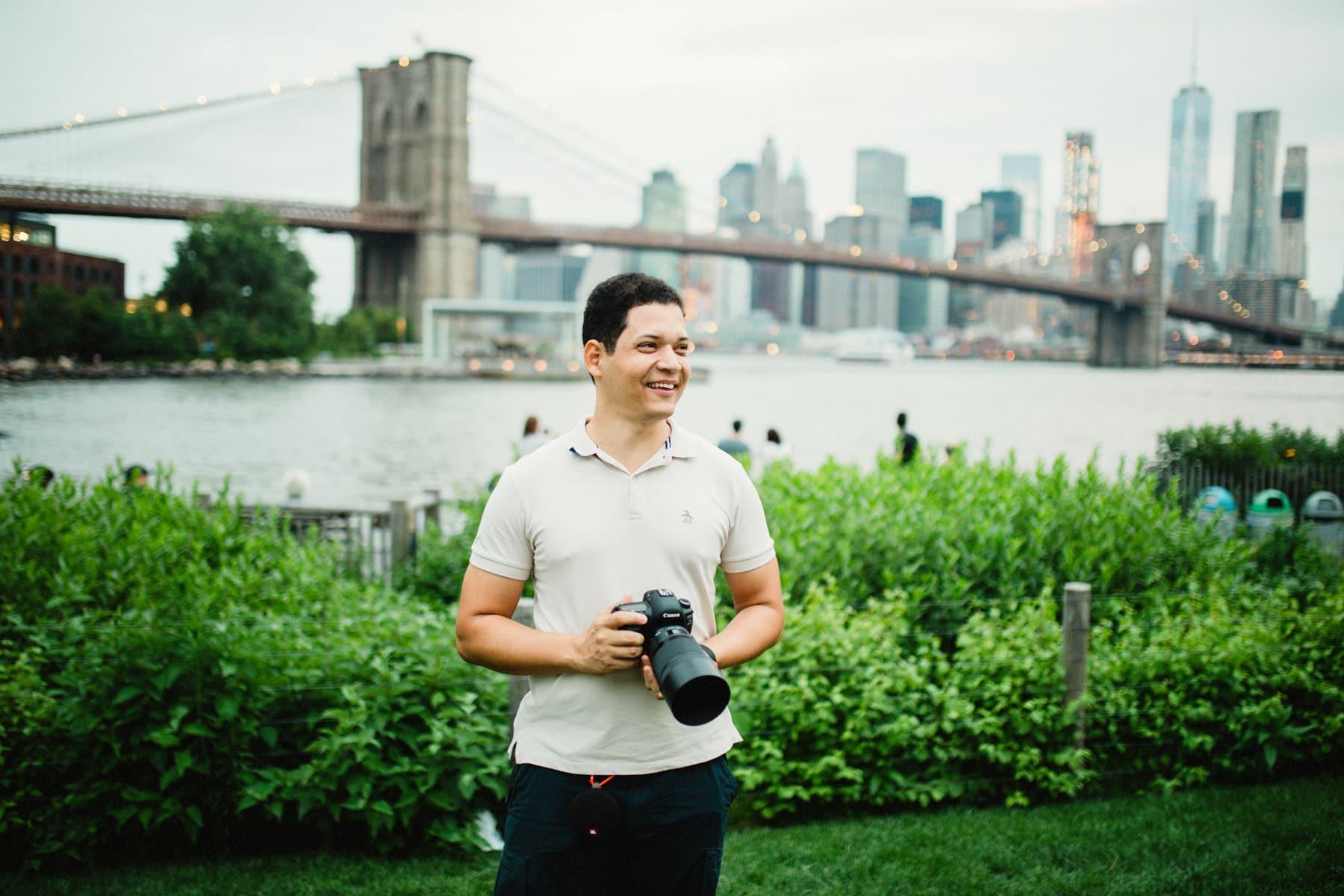 fotografo em nova york