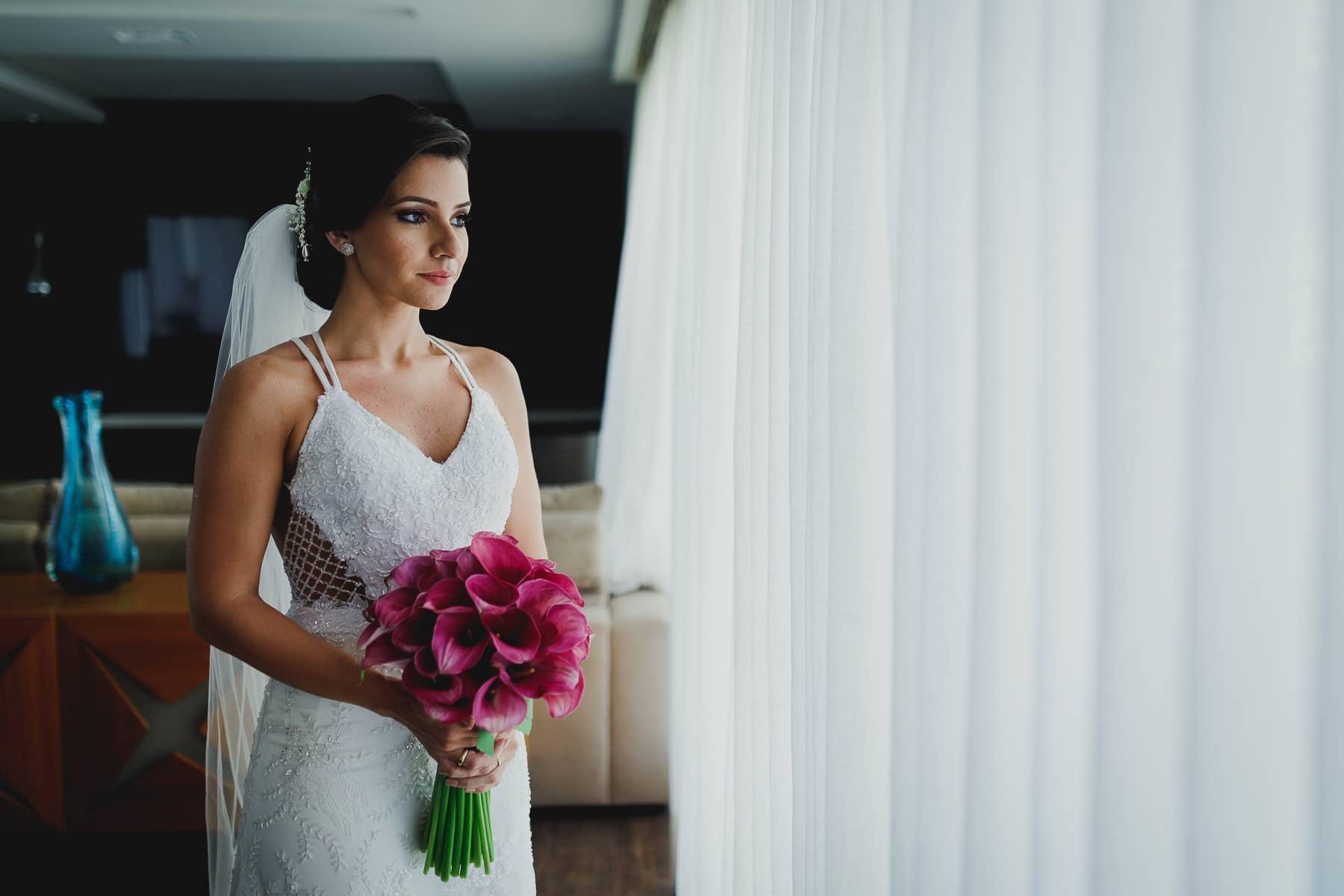 preparar para o casamento no salão ou em casa