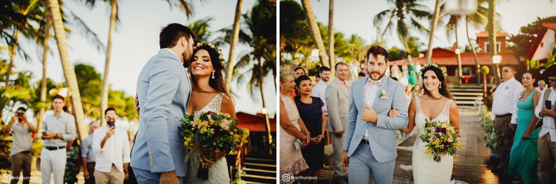 casa de praia para casamento