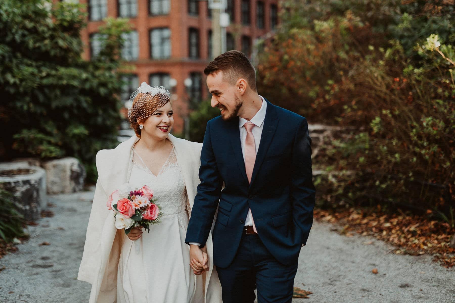 fotografo de casamento em nova york