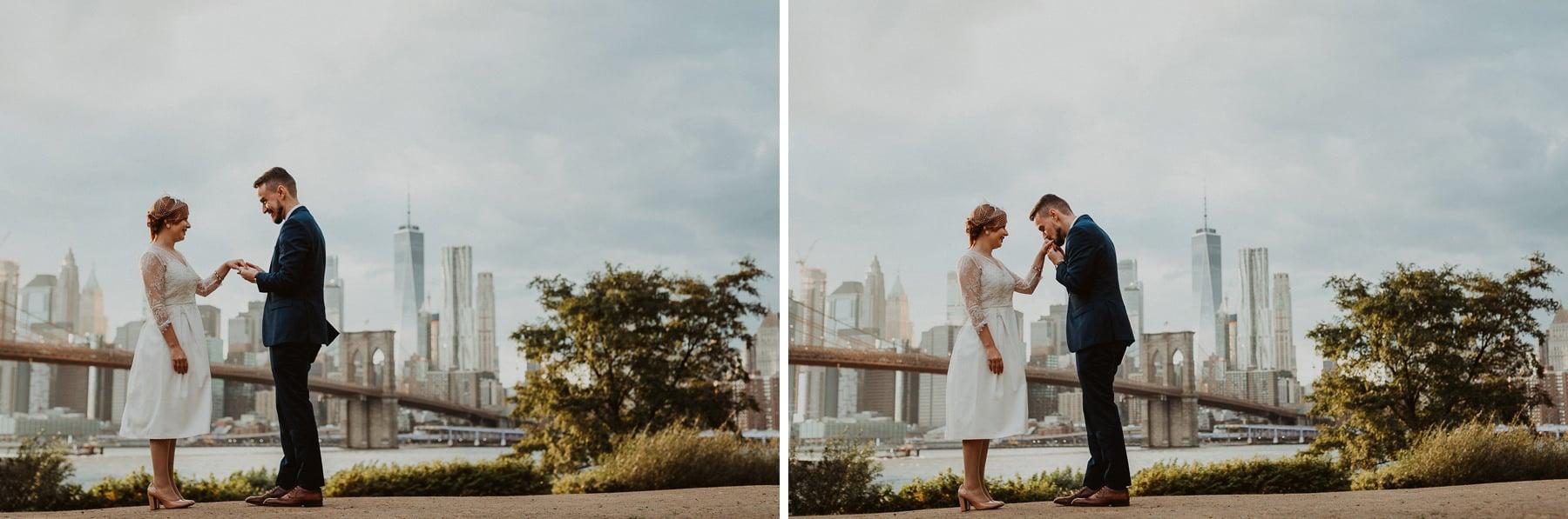 casamento em nova york