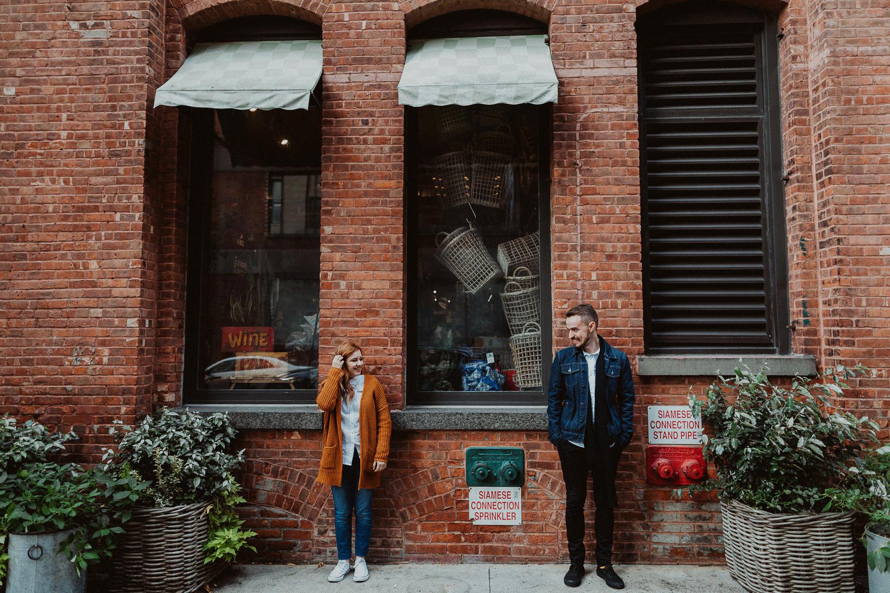 ensaio fotógrafico em nova york
