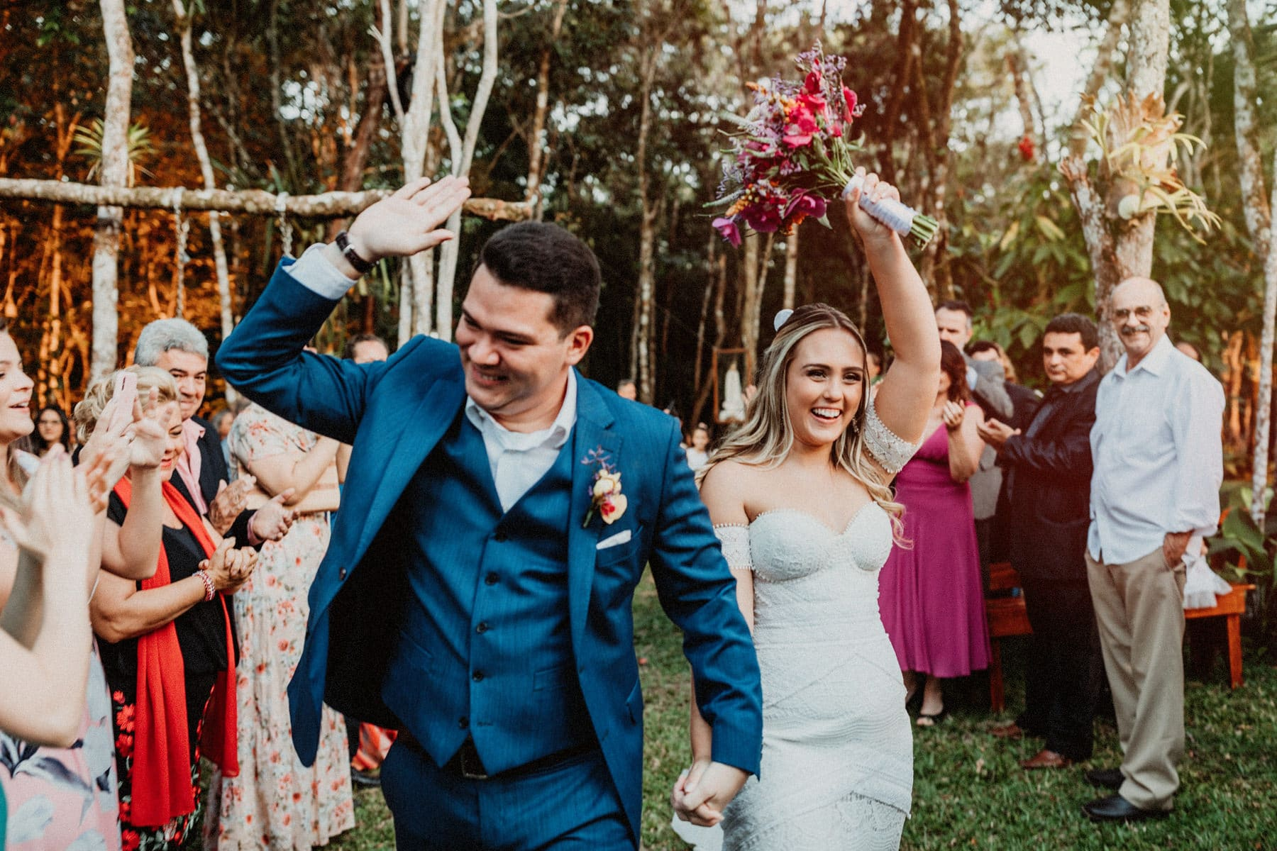 casamento no sitio na serra