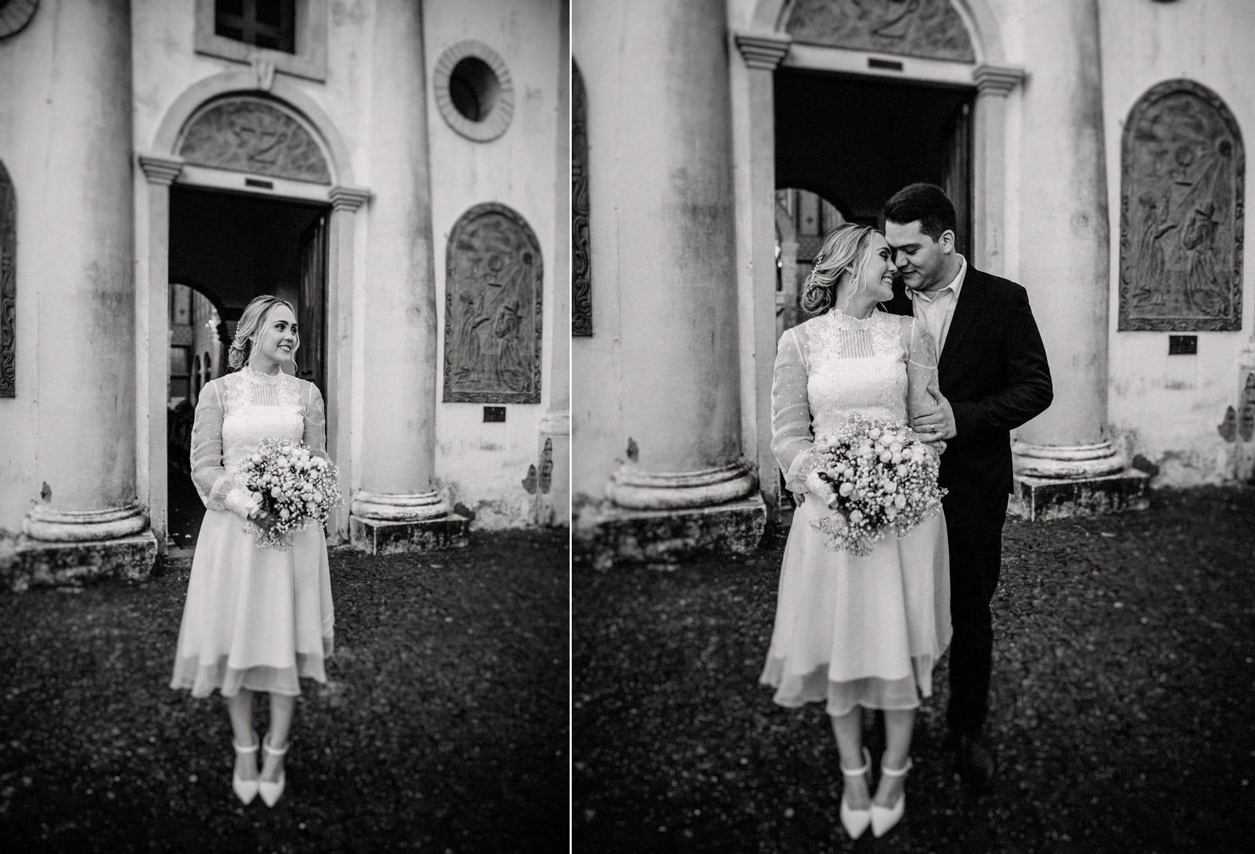 casamento na igreja em guaramiranga