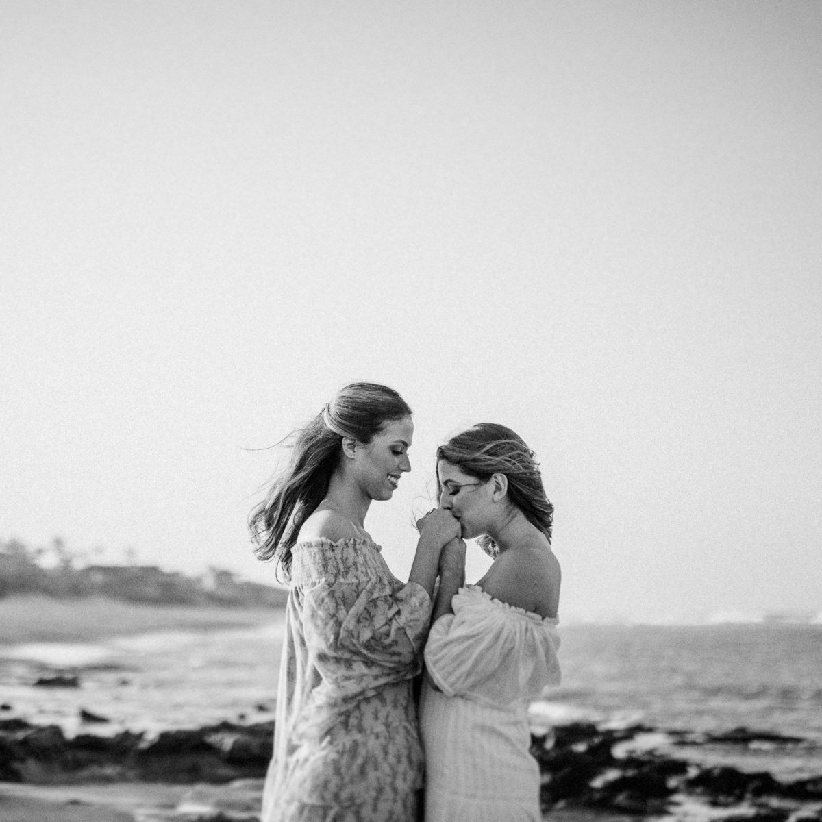 pré-wedding duas mulheres
